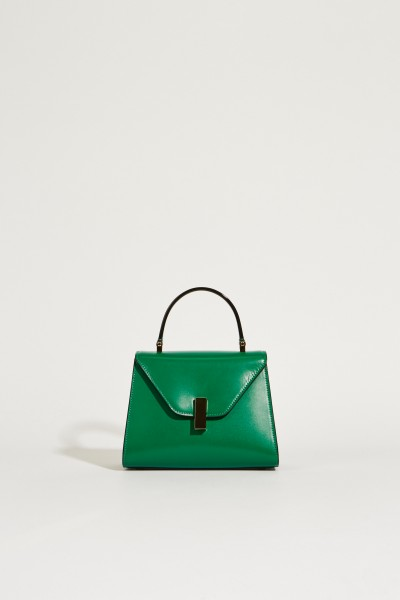 Leather bag 'Iside Small' Green