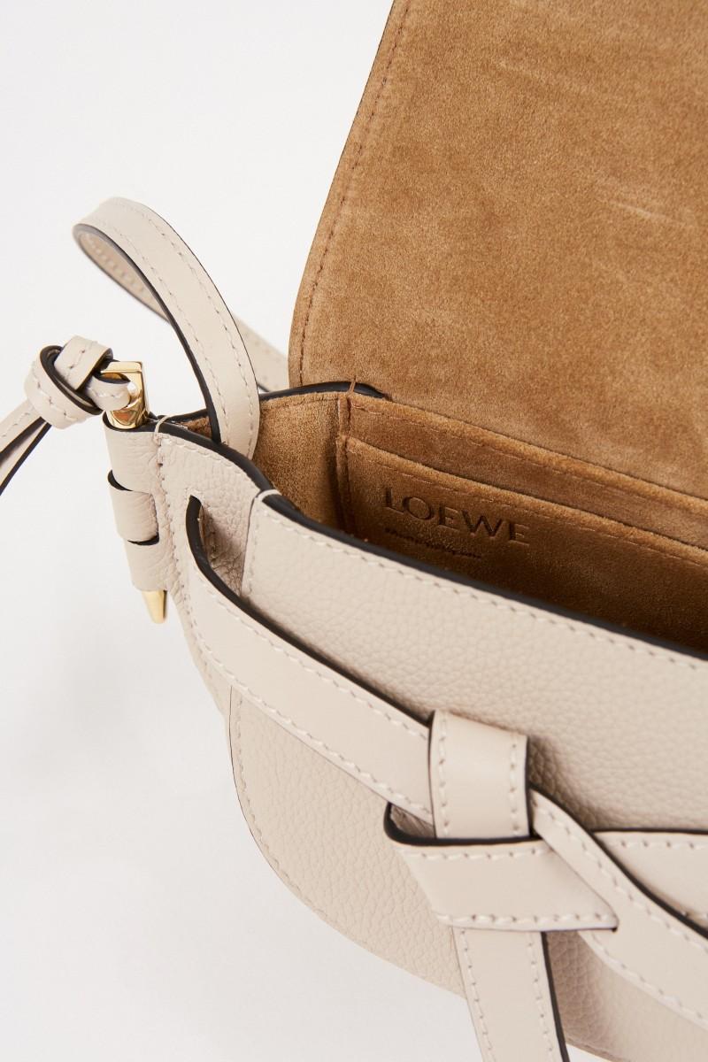 Loewe Shoulder bag 'Mini Gate' Light oat