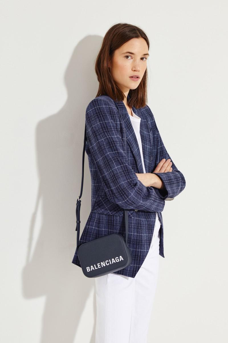 Umhängetasche 'Ville Camera Bag' Blau