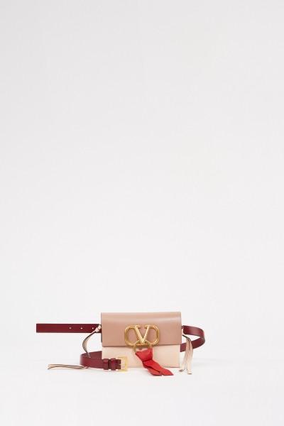 Valentino Gürteltasche 'Vring' Rosé/Muti