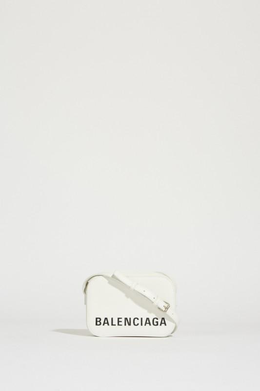 Umhängetasche 'Ville Camera Bag' Weiß