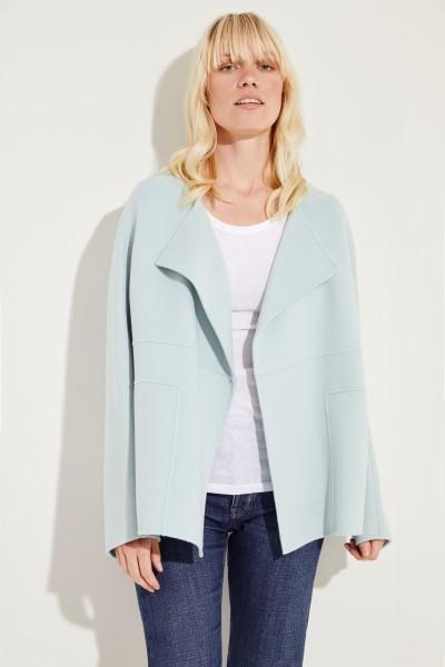Doubleface jacket 'Rena' Green