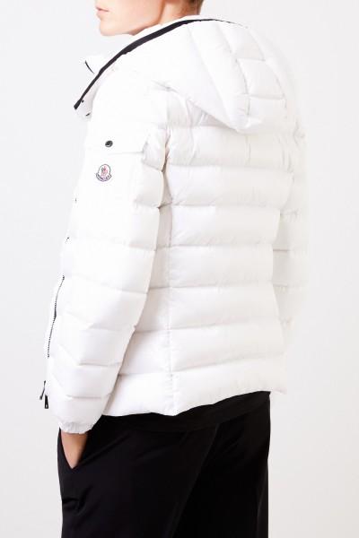 Moncler Daunenjacke 'Bady Giubbotto' Weiß