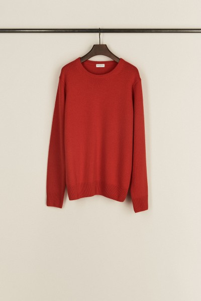 Cashmere-Pullover 'Morac' Rot
