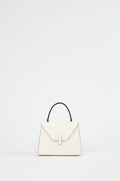 Valextra Tasche 'Iside Small' Crème