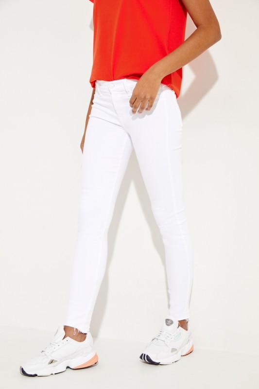 Skinny Jeans 'The Skinny' Weiß