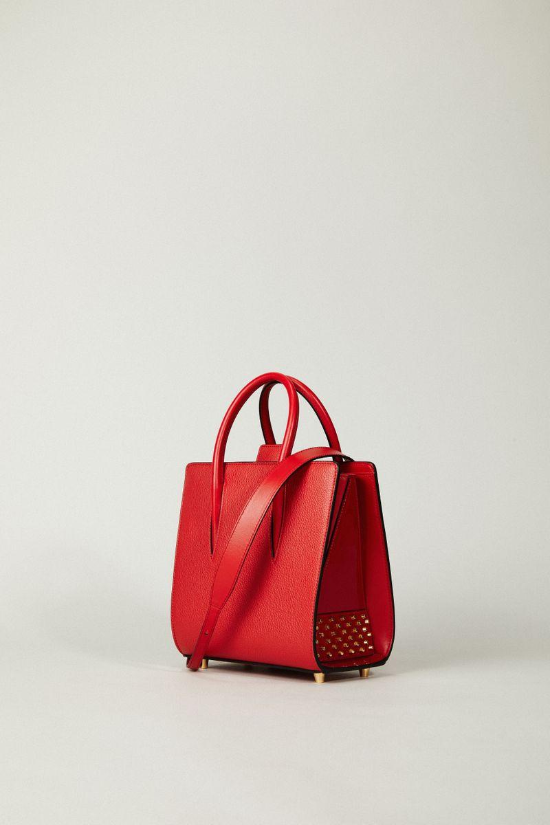 Tote Bag 'Paloma Small' Rot