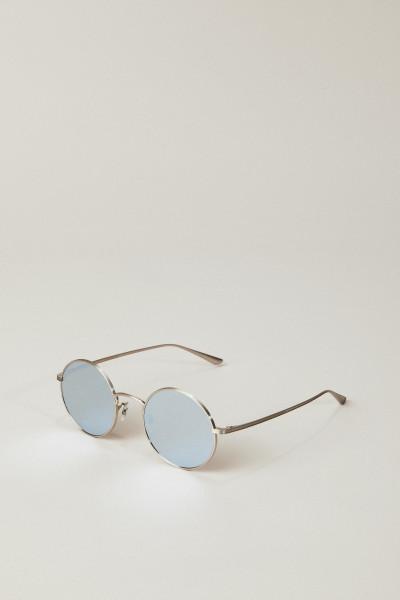 Sonnenbrille Silber