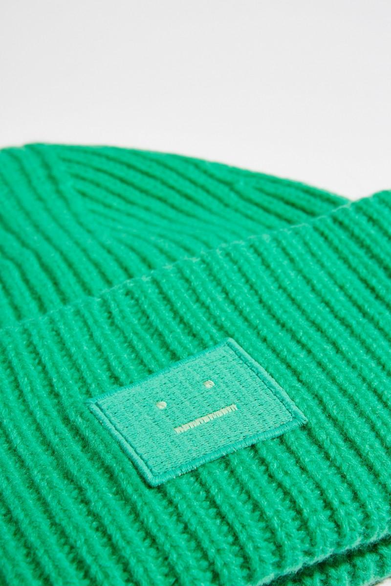 Mütze 'Pansy N Face' Grün