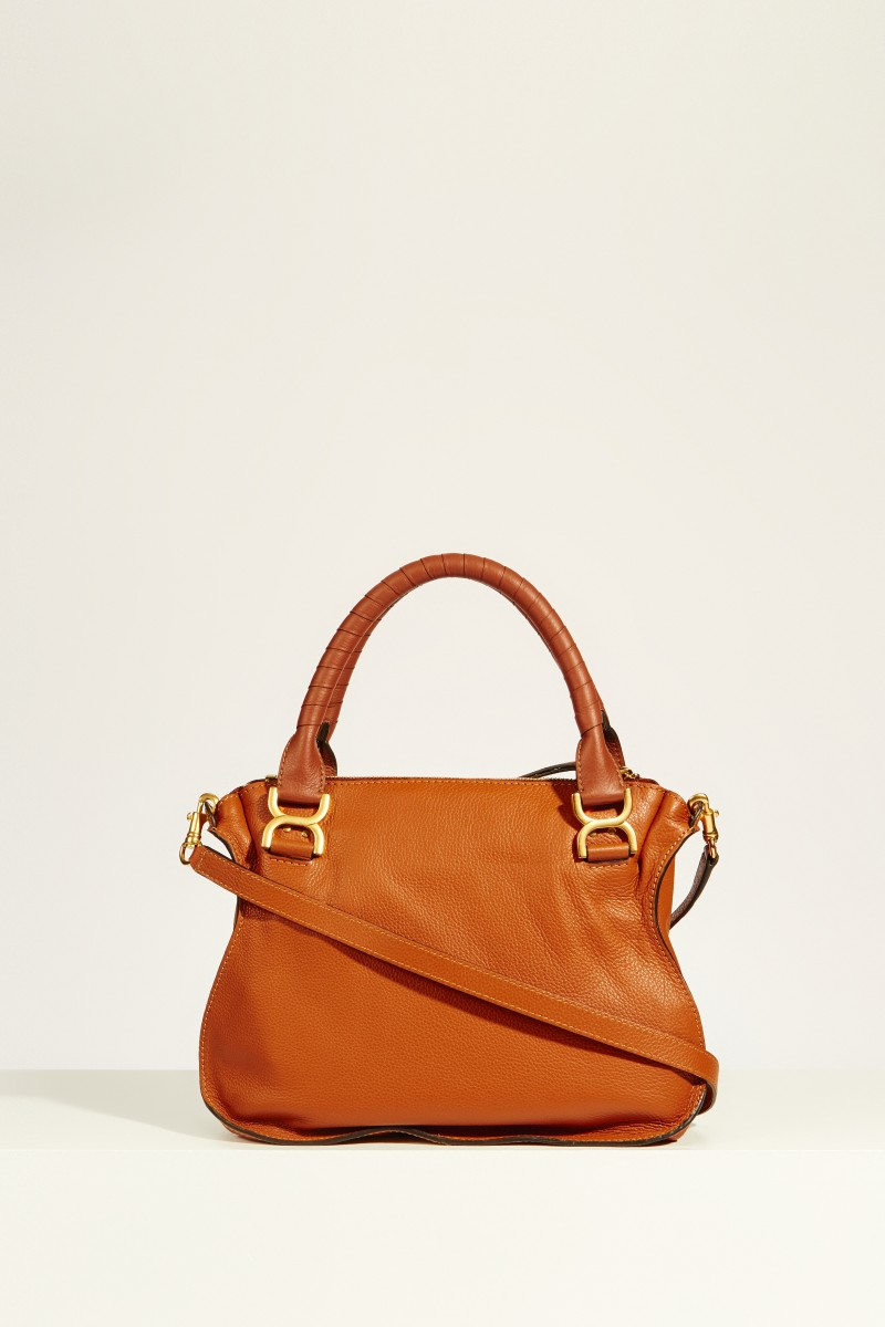Chloé Handtasche 'Marcie Medium' Tan