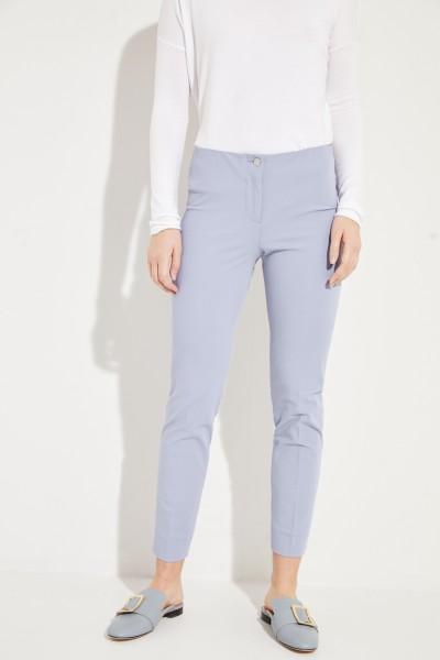 Elastische Hose 'Ros' Hellblau