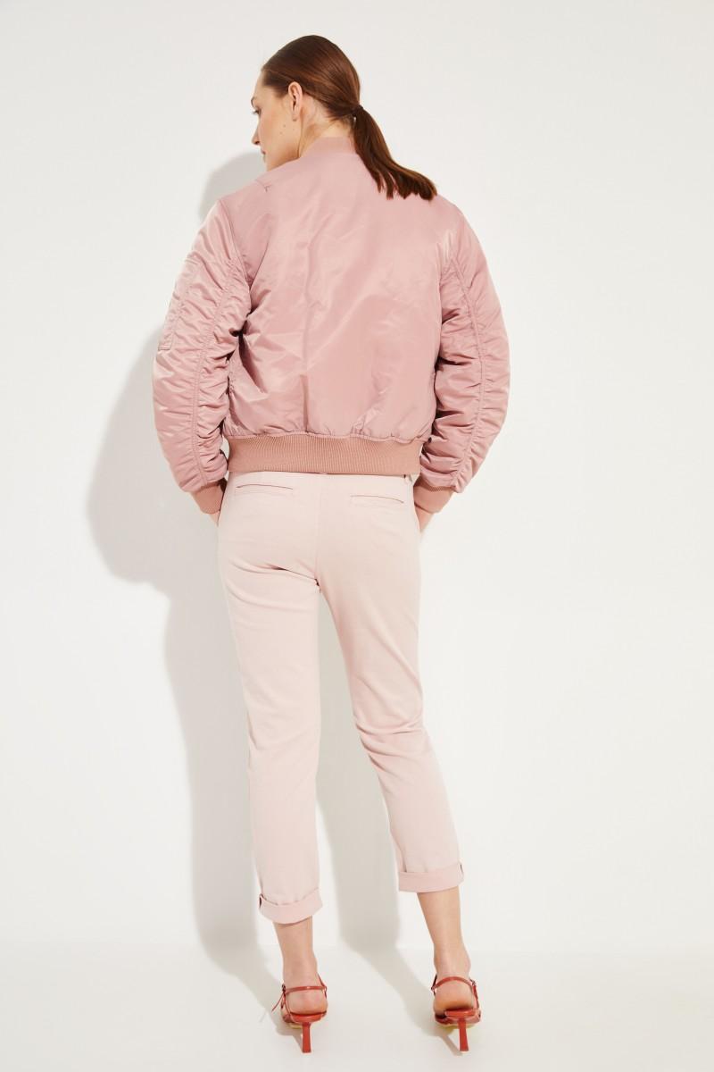 Bomberjacke 'Oda' Rosé