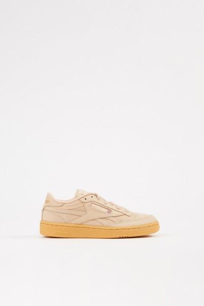 Reebok Sneaker ' Club C Revenge Mu' Chalk/Gold