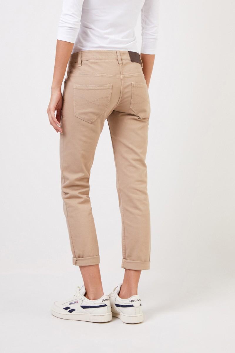 Slim Fit Jeans Sand