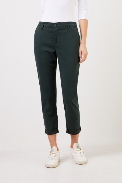 AG Jeans Cotton trousers 'The Caden' Green