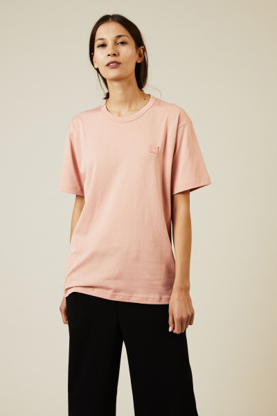T-Shirt 'Nash Face' Pale Pink