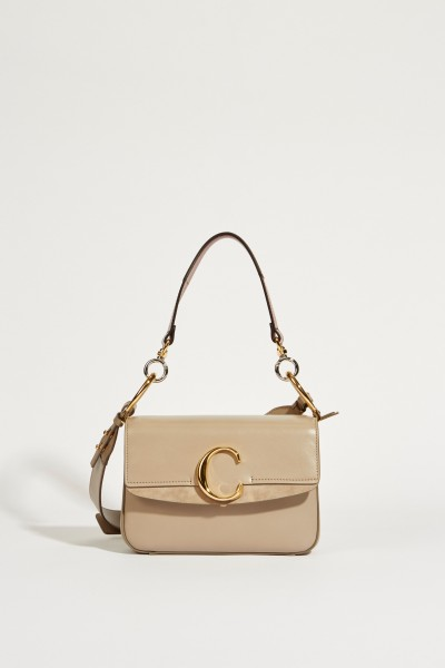 Tasche 'Chloé C' Motty Grey