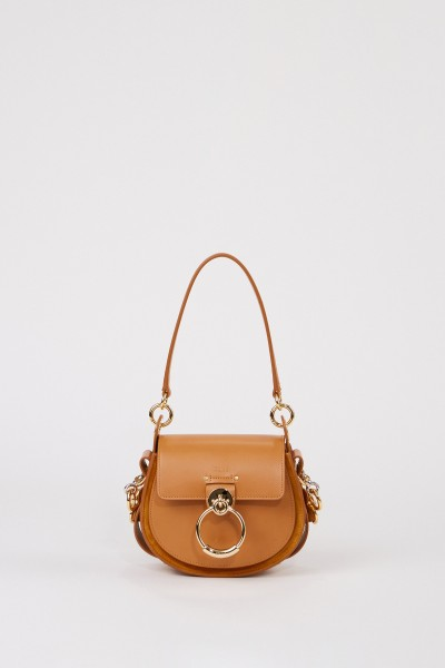 Shoulder bag 'Tess Small' Autmnal Brown