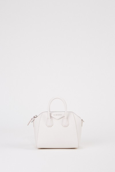 Tasche 'Antigona Mini' Weiß