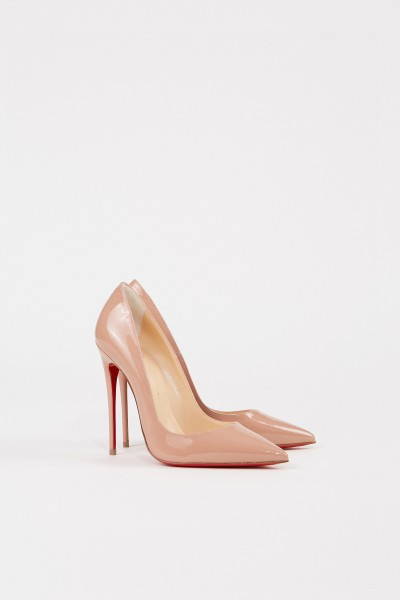 Christian Louboutin Pump 'So Kate 120' Nude
