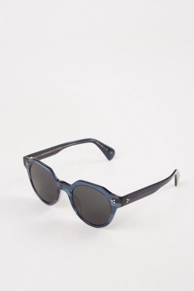 Oliver Peoples Sonnenbrille 'Avri' Blau