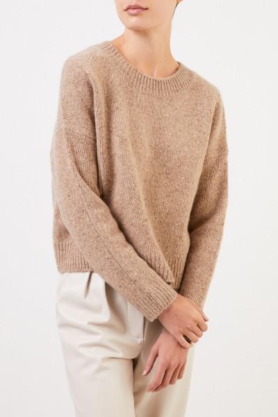 Vince Cashmere pullover Beige Mottled