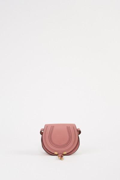 Chloé Shoulder bag 'Marcie Saddle Small' Rusty Pink