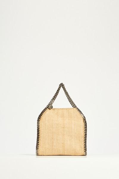 Tasche 'Falabella Mini' Beige