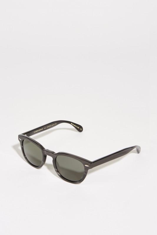 Oliver Peoples Sonnenbrille 'Sheldrake Sun' Blau