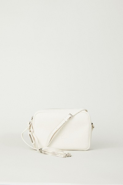 Crossbody Tasche 'Lou Camera Bag' Crème