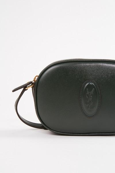 Saint Laurent Umhängetasche 'Le 61 Camera Bag' Grün