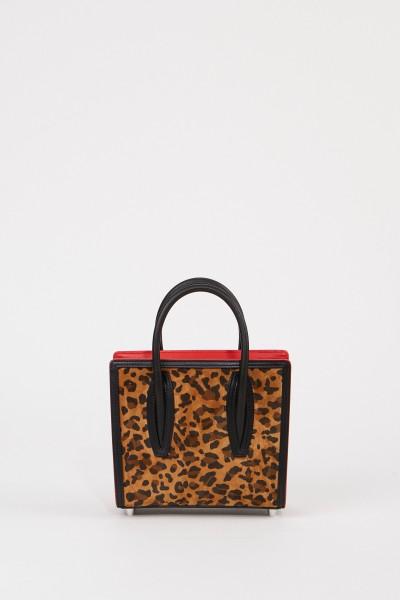 Handbag 'Paloma Mini' with leoprint Multi