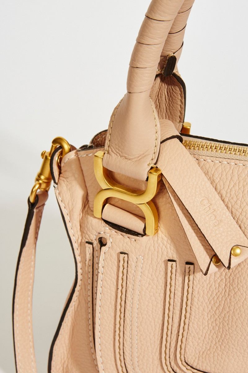 Handtasche 'Marcie Small' Blush Nude