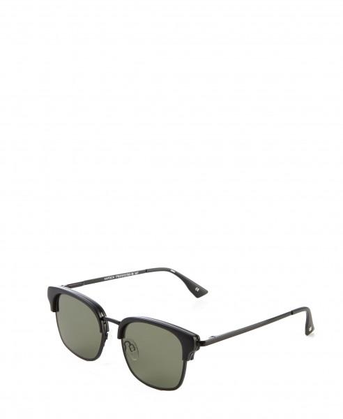 Matte Sonnenbrille 'Katoch' Matte Black/Kahk