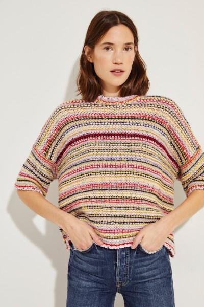Strick-Pullover Multi