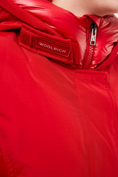 Woolrich Daunenjacke 'Arctic Parka' Rot