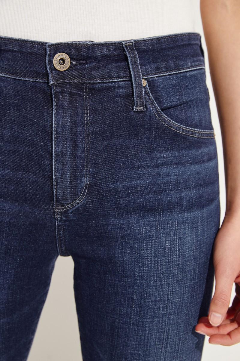Skinny Jeans 'The Farrah' Dunkelblau