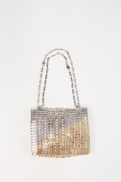 Shoulder Bag Silver/Gold