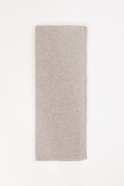 Colombo Cashmere scarf Grey