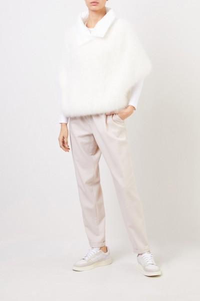 Fabiana Filippi Sweater White