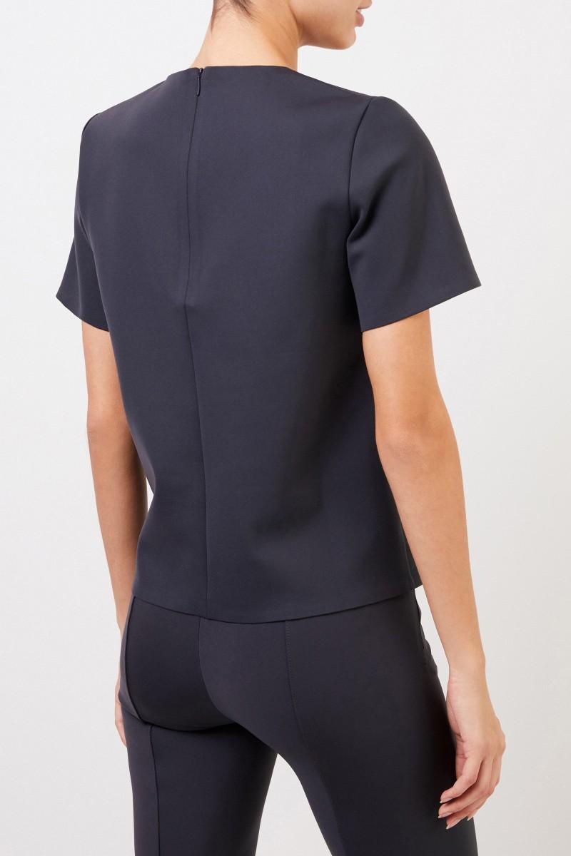 Kurzarm-Shirt 'Gaspar' Grau