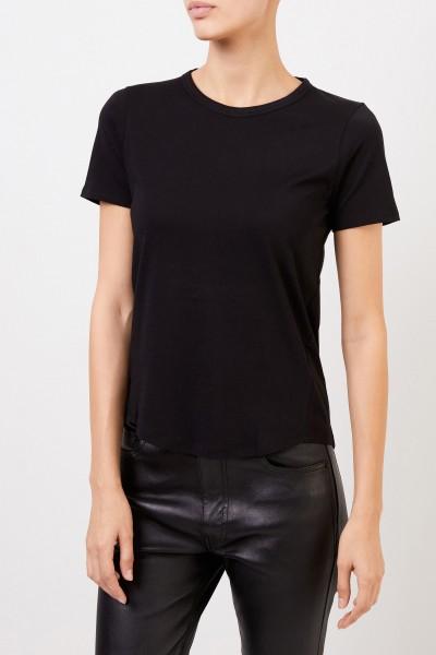 Veronica Beard T-Shirt 'Lauren' Black