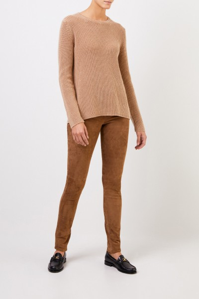 Iris von Arnim Cashmere-Pullover 'Sessanio' Camel