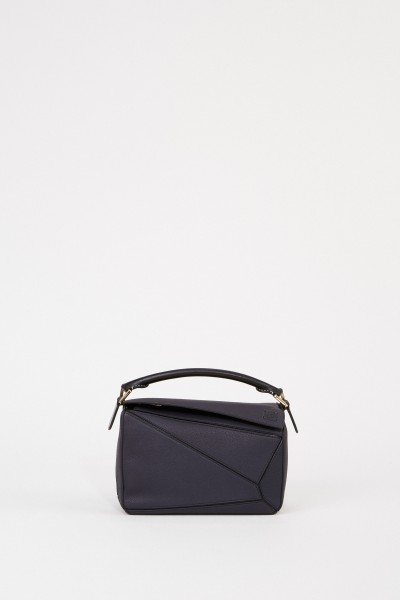 Tasche'Puzzle Bag Small' Midnight Blue/Black