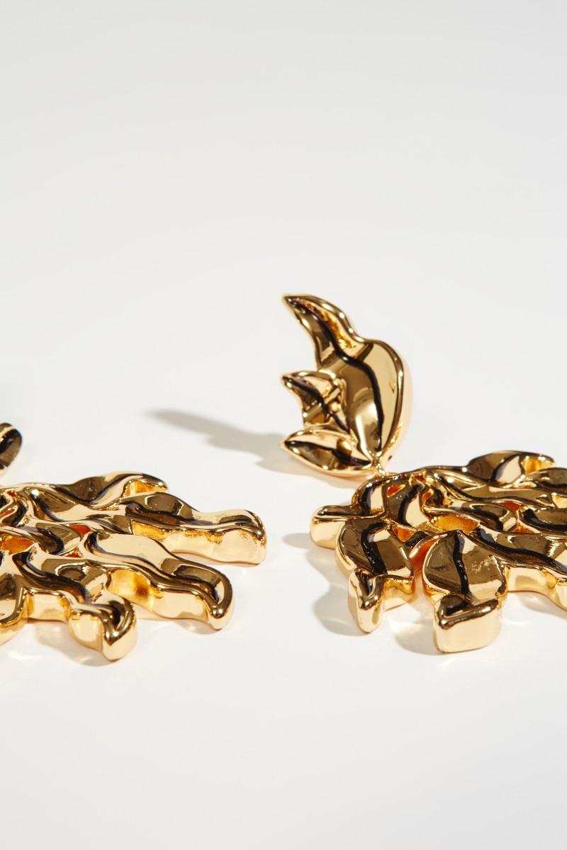 Ohrringe 'Willow' Gold