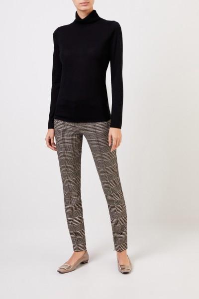 Allude Classic turtleneck sweater black