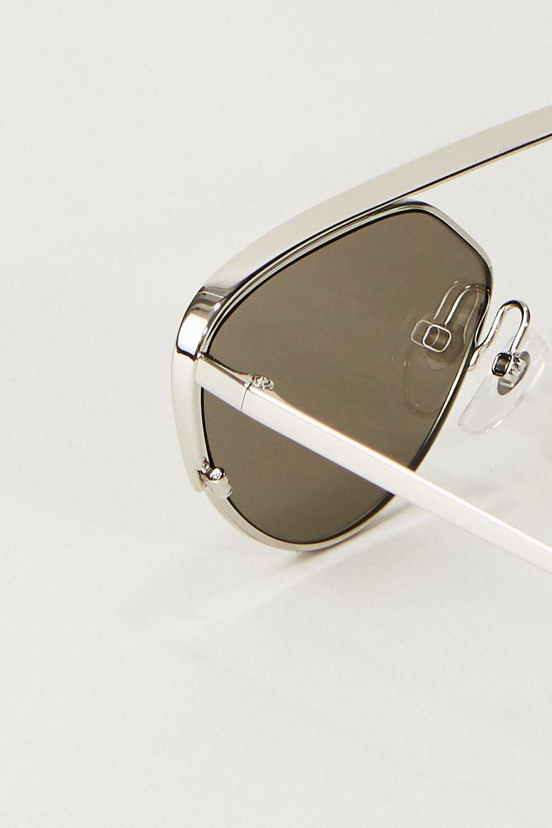 Sonnenbrille 'Nadege' Silber