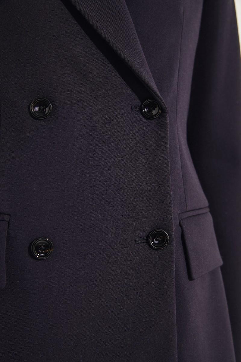 Woll-Blazer 'Hazel' Marineblau