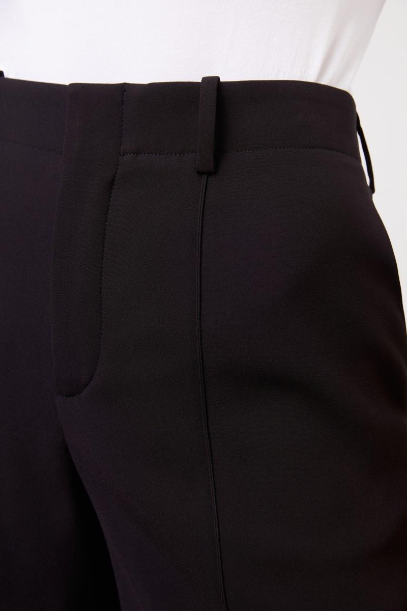 Chloé Klassische Shorts Schwarz