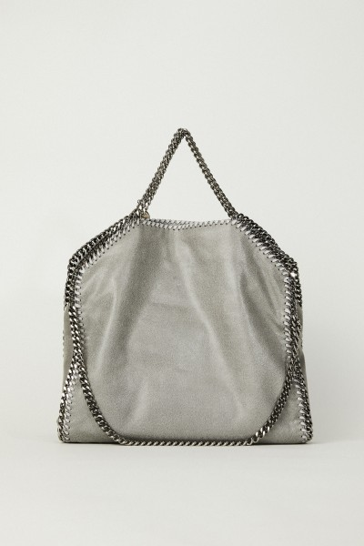 Tasche 'Falabella 3 Chain' Light Grey